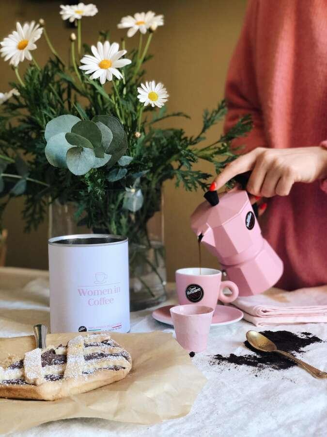 Caffè Vergnano sostiene Telefono ROsa