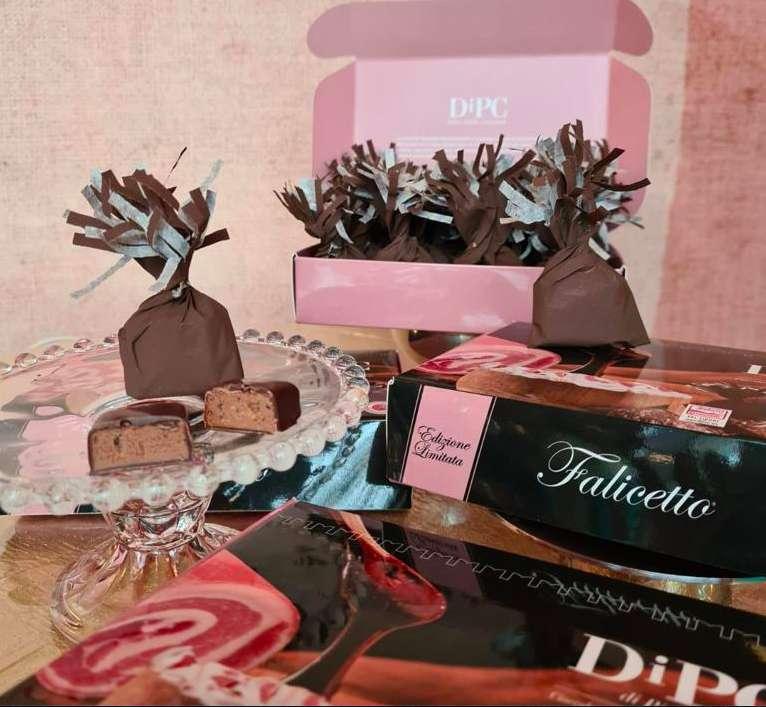 Aldo Scaglia e il nuovo cioccolatino DiPC