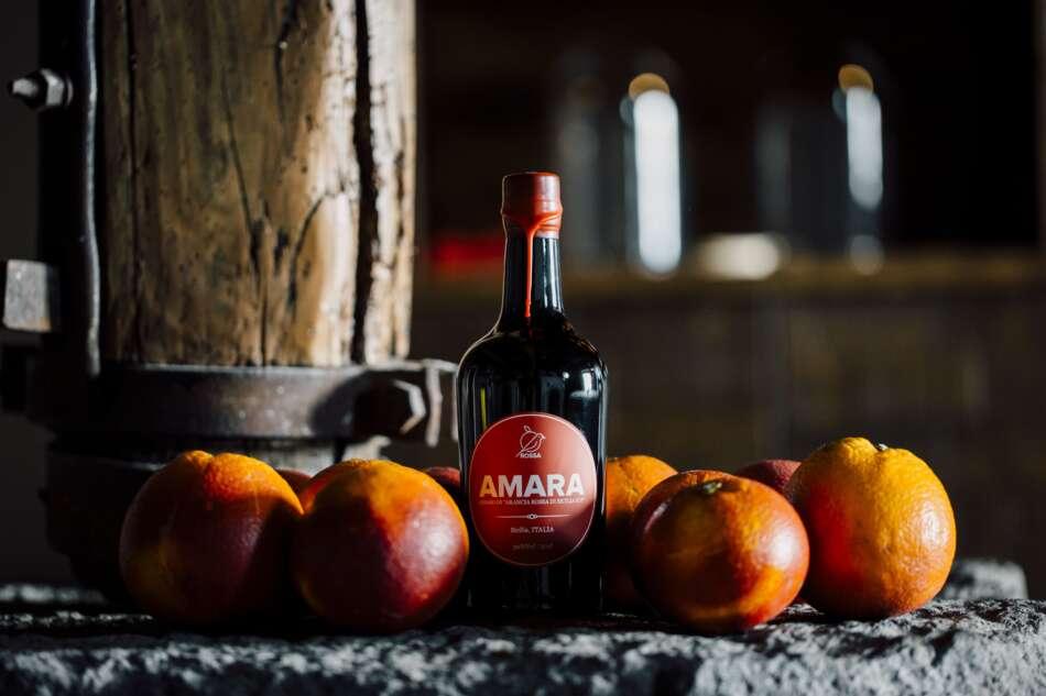 Amaro Amara lancia il nuovo cocktail Sciauru
