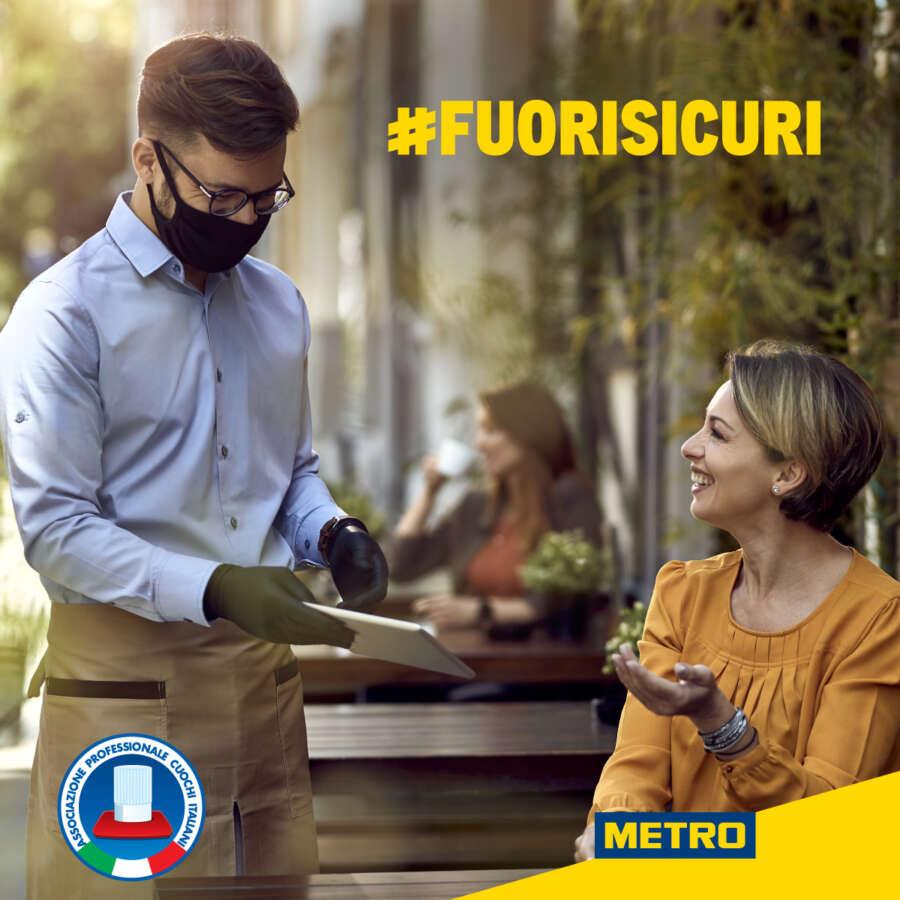 METRO Italia e APCI lanciano #fuorisicuri