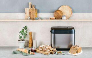 Con Panasonic è facile fare il pane in casa!