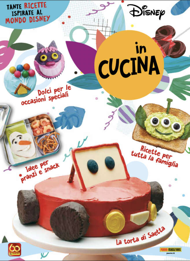 Panini Magazines: in arrivo la rivista Disney in Cucina!