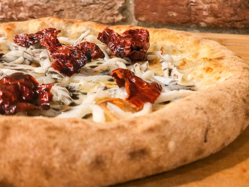 La Cascina di Pappalardo riapre, con una pizza Limited Edition