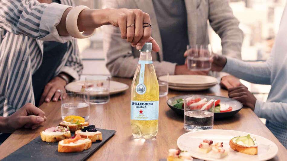 S. Pellegrino Essenza, la nuova bevanda per l'estate