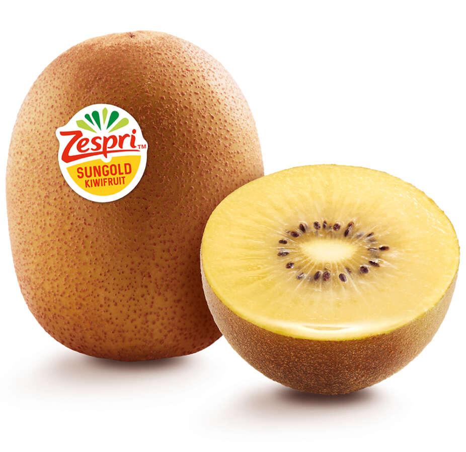 Kiwi Zespri™ Sungold™ è lo snack giusto a tutte le età