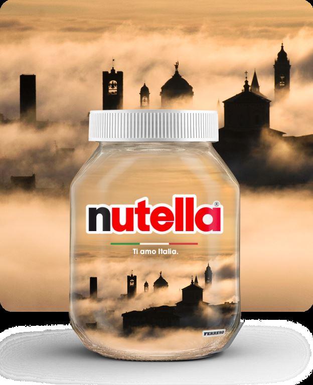 Nutella Ti Amo Italia 2021: i luoghi vincitori